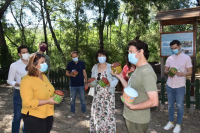 TALAVERA | 'Apadrina un nido', el proyecto ecológico, cerámico y solidario del colegio Cristóbal Colón