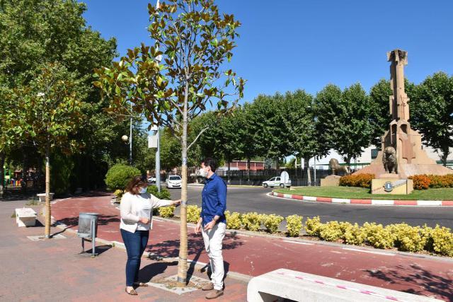 TALAVERA | La ciudad ya forma parte de la iniciativa 'Un árbol por Europa'
