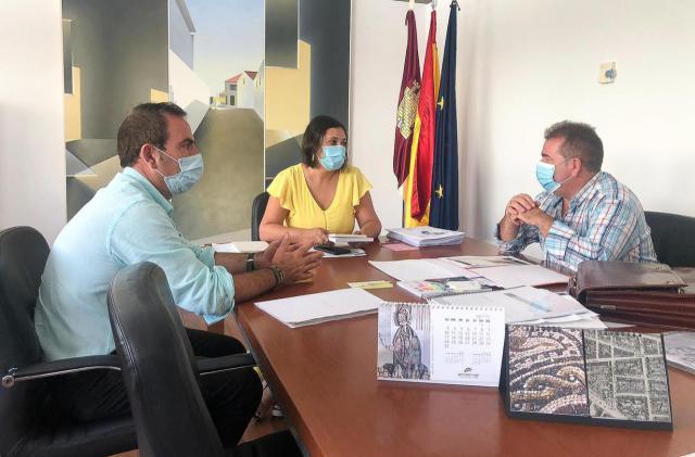 """MONTESCLAROS   Unión para """"promocionar y poner en valor"""" la 'Ruta de los Caleros'"""