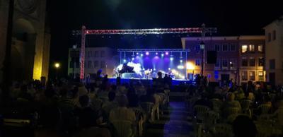 FESTIVAL DE JAZZ | Marco Mezquida & Chicuelo conquistan al público