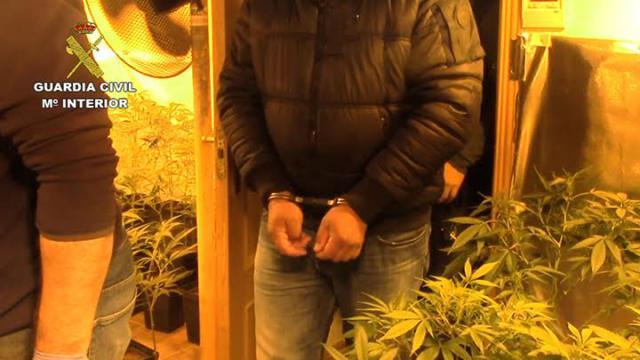 Golpe al tráfico internacional de drogas en la provincia de Toledo