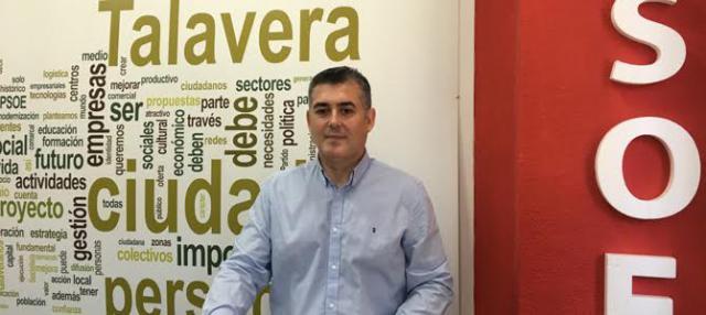 TALAVERA | El PSOE acusa al PP y Vox de boicotear la ciudad en lugar de unir fuerzas para avanzar