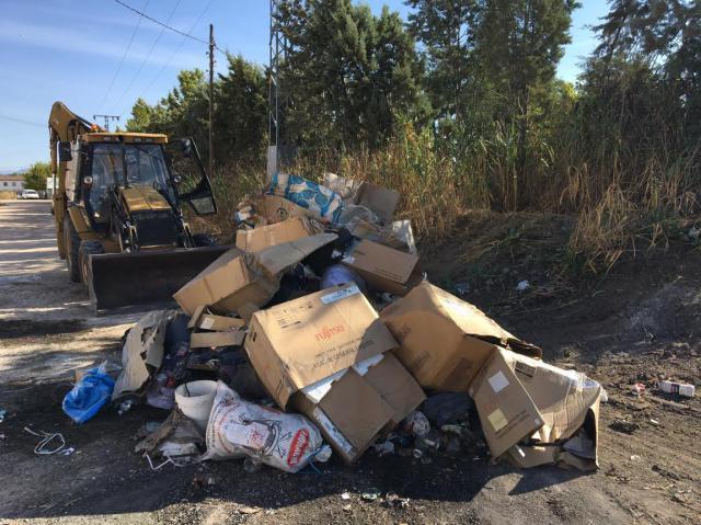 TALAVERA | El incivismo sale caro: 2.000 euros más por recoger 50 toneladas de residuos y basura