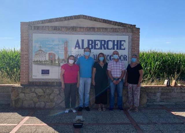ALBERCHE | Insiste en su reivindicación a la Junta