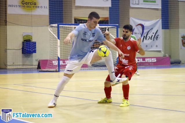 FÚTBOL SALA | El Soliss FS Talavera se estrenará en Liga en tierras gallegas