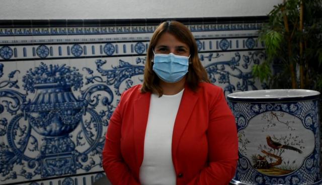 """TALAVERA   Tita García: """"Vamos a salir reforzados y más unidos de esta pandemia"""""""