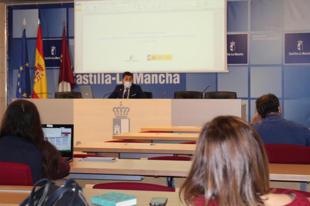 TALAVERA Y COMARCA | La Junta reivindica a Fomento el AVE, la plataforma logística y el desdoblamiento de la antigua N-V