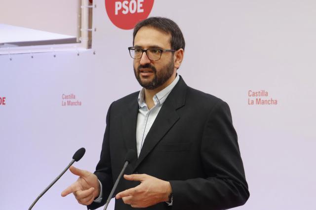 VÍDEO   Gutiérrez pide al PP de CLM seriedad y educación: debatir no es insultar