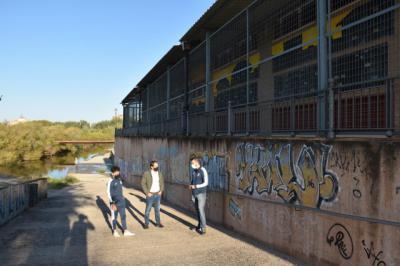 TALAVERA | Finalizan las obras de ampliación y mejora en el hangar de piragüismo