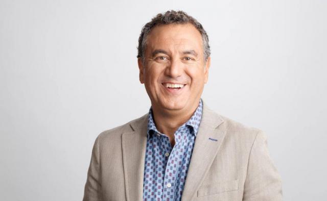 periodista y meteorólogo de A3Media, Roberto Brasero