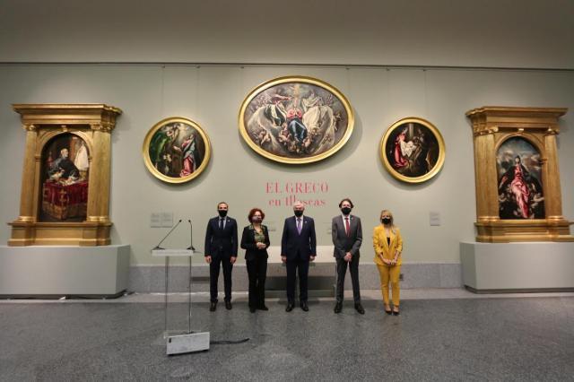 CULTURA | El Museo del Prado acoge la exposición 'El Greco en Illescas'