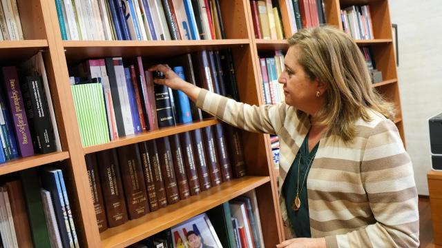 OPINIÓN   Ser dueños de miles de libros