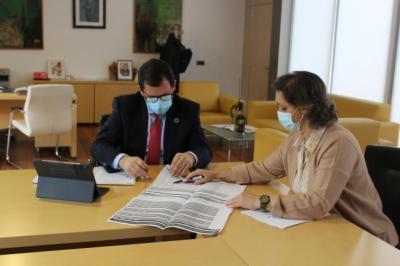 114 MILLONES   Inversiones para Talavera, comarca y provincia: infraestructuras, agua y creación empleo