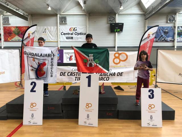 El torrijeño Diego Sánchez se proclama campeón de CLM en tiro con arco
