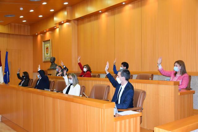 TALAVERA | El Pleno aprueba la congelación de tasas e impuestos para 2021
