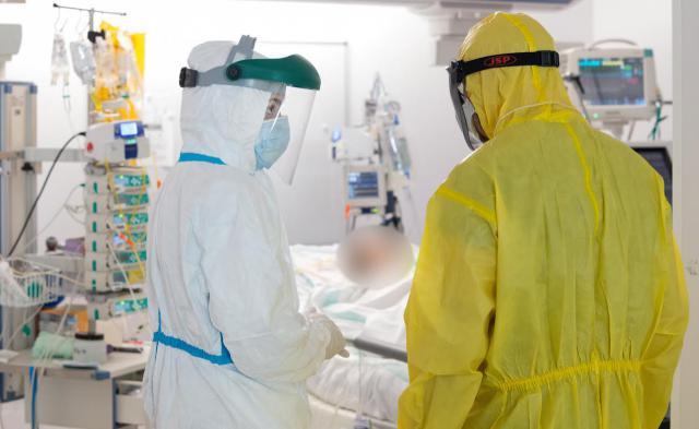 CORONAVIRUS | Otra unidad de críticos en el Hospital de Parapléjicos