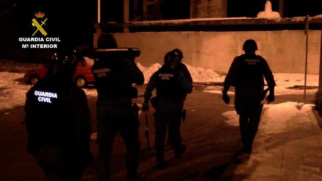 EN PUEBLOS DE TOLEDO   Desarticulado un peligroso grupo criminal: robaban en casas, supermercados, farmacias...