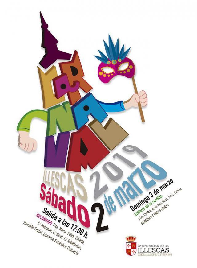 Las comparsas de Illescas, preparadas para el Carnaval
