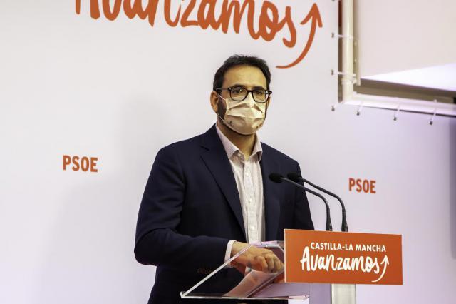 """CLM   Gutiérrez advierte a Núñez: """"Las malas decisiones causan muertes y no se puede frivolizar"""""""