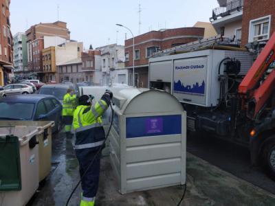 TALAVERA | Así han sido los 4 planes de limpieza intensiva en la ciudad