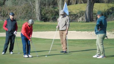 Nueva clasificación en el XIII Ránking Palomarejos Golf