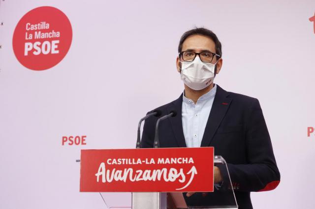 """Gutiérrez: """"Paco Núñez es el Puigdemont de La Mancha"""