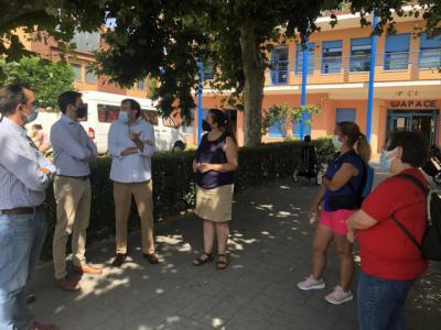 El PP pide que el Plan de Asfaltado se extienda a todos los barrios de Talavera