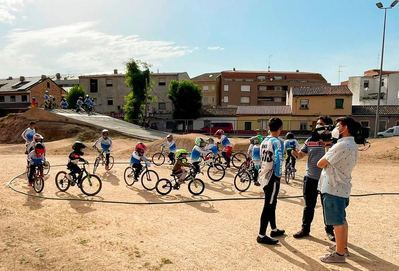 El BMX Talavera será protagonista en 'Saber Vivir'