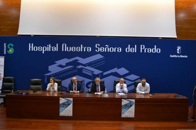 El Hospital de Talavera acoge las III Jornadas de Urgencias y Emergencias