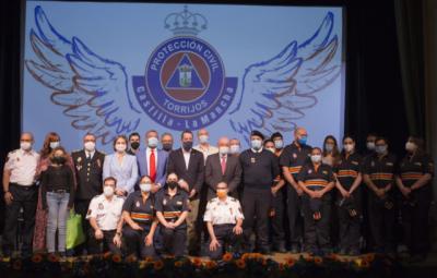 La Agrupación de Voluntarios de Protección Civil de Torrijos cumple 25 años