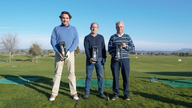 Celebrada la tercera prueba del Ranking Palomarejos Golf
