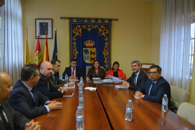 El estudio de la Diputación, base del proyecto de la CHT para solucionar las riadas de Cebolla