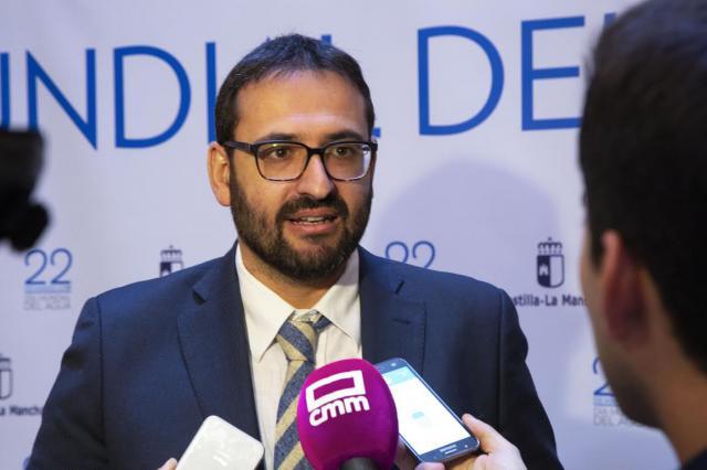 """Sergio Gutiérrez: """"CLM lleva esperando al PP 30 años en la defensa del agua'"""
