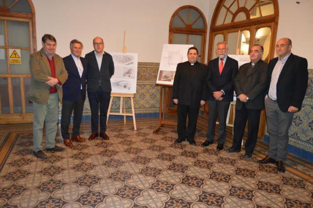 Invertirán más 1,5 millones de euros para convertir San Prudencio en un complejo hostelero y cultural