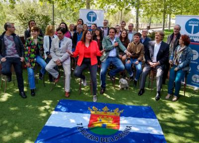 Ahora Talavera presenta su candidatura a las elecciones municipales