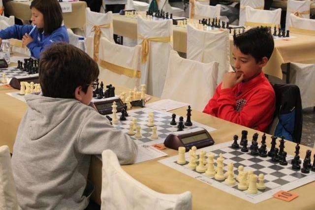 Torrijos, capital regional del ajedrez