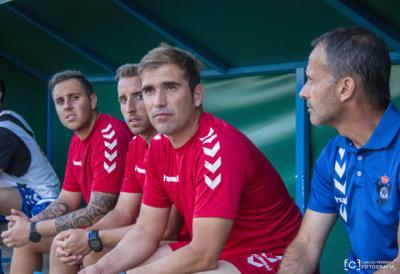 Fran Alcoy dio minutos a los jugadores menos utilizados. FOTO: Carlos Ferreras