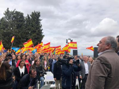 Tirado: 'Pablo Casado y el PP representan el voto efectivo para echar a Sánchez de La Moncloa'