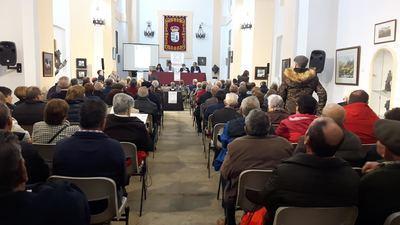 Éxito del II Encuentro de Asociaciones de Mayores de la Comarca de Oropesa