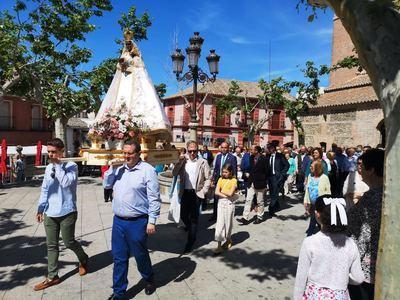 Gregorio visita Los Navalucillos y Belvís de la Jara