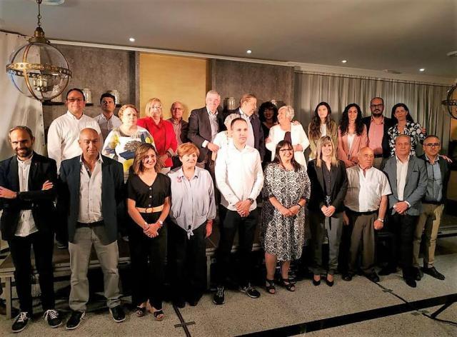 Tofiño presenta su candidatura en Illescas en un acto multitudinario