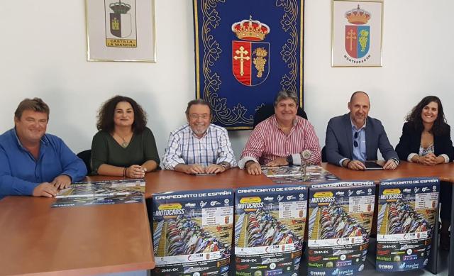 Montearagón celebra por segunda vez el Campeonato de España de Motocross