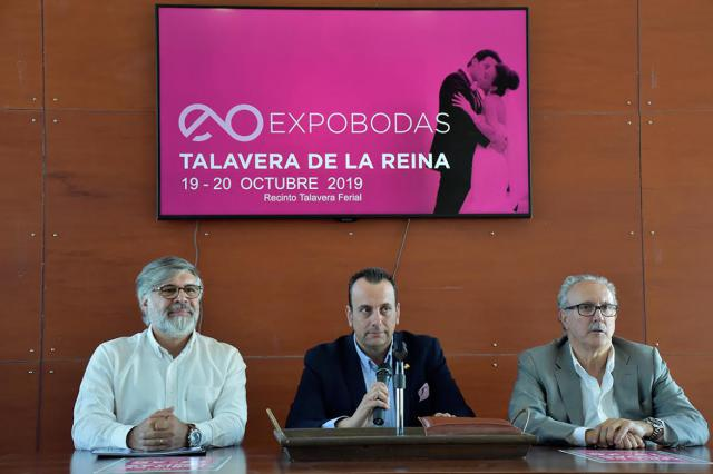 Expoboda reunirá en Talavera a más de 65 expositores