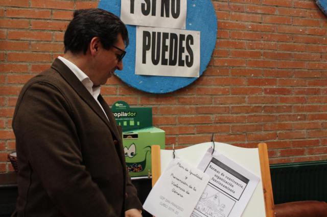 94 centros educativos de la provincian cuentan con actividades del Plan de Igualdad