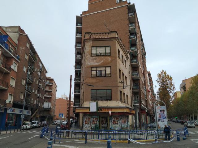 El Ayuntamiento demolerá el edificio junto a Plaza de España
