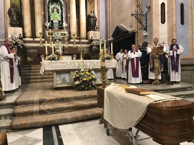 Adiós a Julio Damián Muñoz, el sacerdote más anciano de España