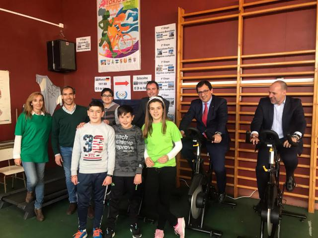 EDUCACIÓN | Seis centros educativos de Talavera y Gamonal participan en 'Destino Tokio'