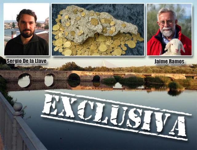 El arqueólogo Sergio de la Llave asegura que en las islas adquiridas por el Ayuntamiento podría haber un tesoro de incalculable valor