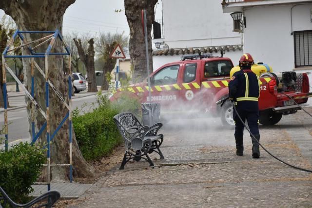 CORONAVIRUS | Talavera extiende el plan de limpieza y desinfección de calles a las EATIMs