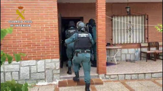 MARIHUANA | 15 detenidos por tráfico de drogas en Domingo Pérez, Alcaudete de la Jara y Recas